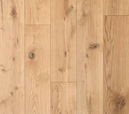 Rustic/Character Grade Oak Flooring