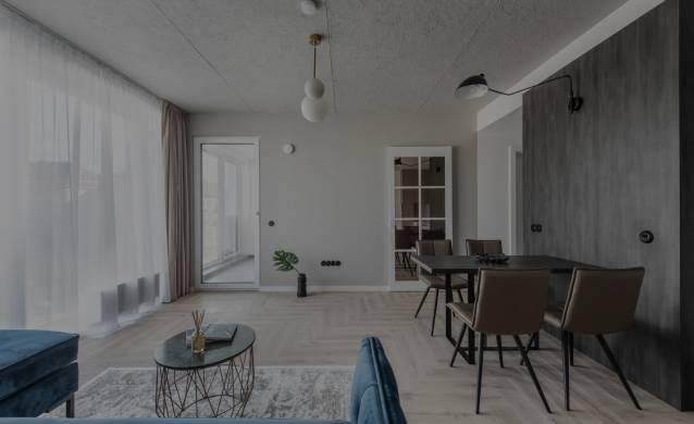 Oak flooring for living room