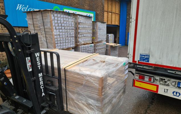 No delays post-Brexit with deliveries