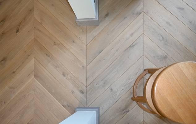 When classics meet innovation: oak in interior