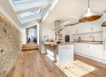 Natural Oak/3305 by Craft Architects, UK