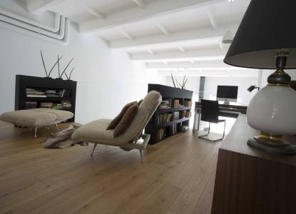Natural Oak/3305, Loft interior