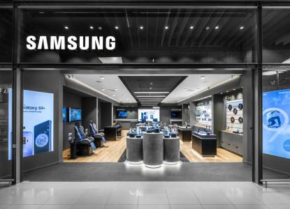 Natural Oak/3305, Samsung store