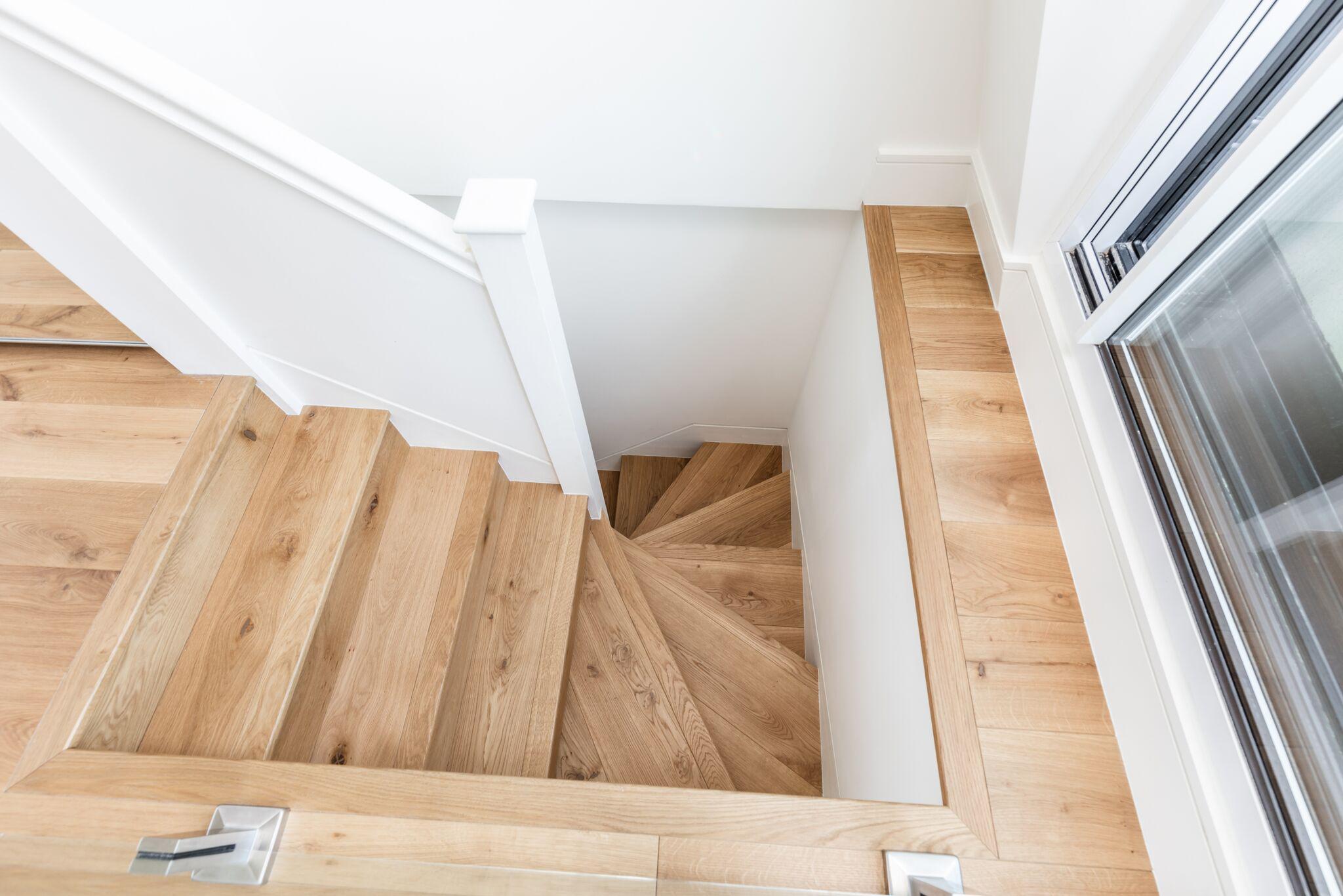 Oak Stair Cladding Ecohardwood